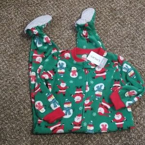 Carter's Christmas Pajamas 24 Months NWT